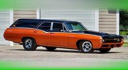 1968 Chevrolet Impala 750+HP / '69 427 V8 / L88 Snowflake Heads / Pro-Street