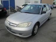 2004 Honda Civic GX