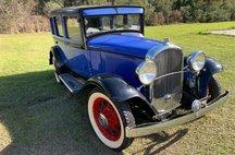 1931 Plymouth chrome