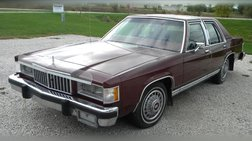1987 Mercury Grand Marquis GS