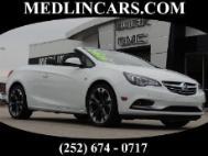 2016 Buick Cascada Premium