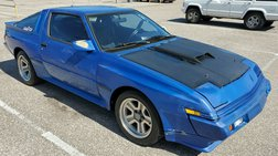 1989 Chrysler Conquest TSi Turbo