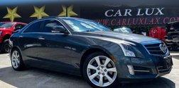 2013 Cadillac ATS 2.0T Performance