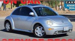 2000 Volkswagen New Beetle GLS