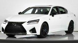 2020 Lexus GS F Base