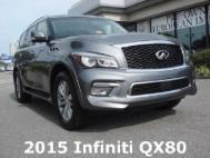 2015 Infiniti QX80 Base