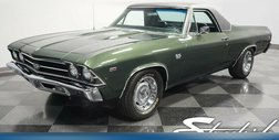 1969 Chevrolet El Camino SS 396 Tribute