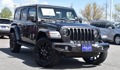 2021 Jeep Wrangler Unlimited High Altitude 4xe