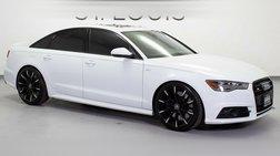 2017 Audi S6 4.0T quattro Premium Plus