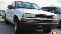 2003 Chevrolet  2WD