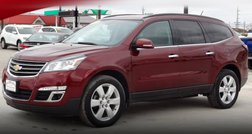 2016 Chevrolet Traverse LT