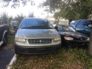 1999 Plymouth Voyager Base