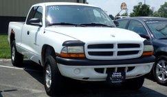 2002 Dodge Dakota Sport