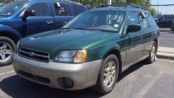 2000 Subaru Outback Limited