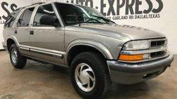 2001 Chevrolet Blazer LT