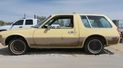 1979 AMC CLEAN WEST COAST CAR!