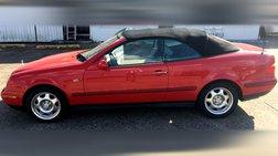 1999 Mercedes-Benz CLK-Class CLK 320
