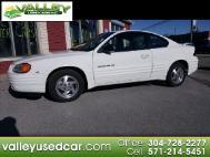 1999 Pontiac Grand Am SE coupe