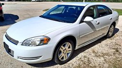 2013 Chevrolet Impala LT Fleet