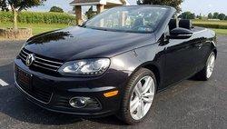2014 Volkswagen Eos Executive SULEV