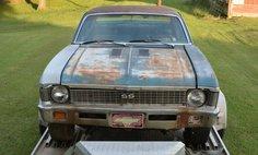 1972 Chevrolet Nova REAL