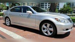 2010 Lexus LS 460 L