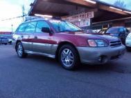 2002 Subaru Outback Base