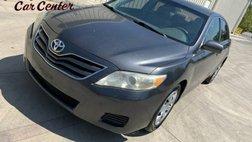 2010 Toyota Camry Base
