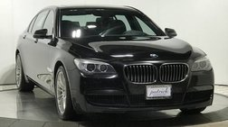 2014 BMW 7 Series 740Li xDrive
