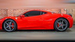2015 Ferrari 458 Italia Base