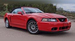 2004 Ford Mustang SVT Cobra SVT