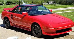 1989 Toyota MR2 Base