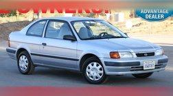 1996 Toyota Tercel DX
