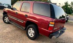 2004 Chevrolet Tahoe 4-Door 4WD