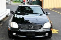 2002 Mercedes-Benz SLK-Class SLK 230 Kompressor