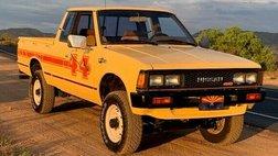 1983 Datsun Pickup DLX