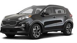 2020 Kia Sportage EX