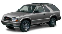2001 GMC Jimmy SLS