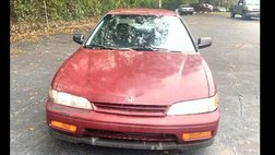 1995 Honda Accord DX