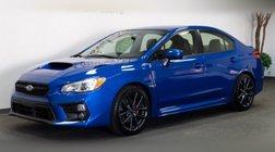 2019 Subaru Impreza WRX Premium