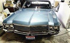 1970 Chevrolet Impala Custom