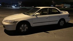 2000 Honda Accord LX V6