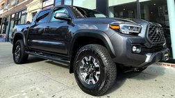 2021 Toyota Tacoma SR5 Double Cab Long Bed V6 6AT 4WD