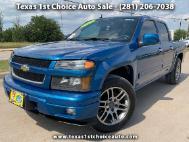 2012 Chevrolet Colorado LT
