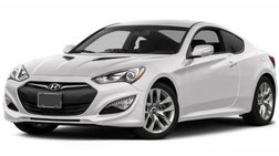 2015 Hyundai Genesis Coupe 3.8 Ultimate
