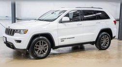 2017 Jeep Grand Cherokee 75th Anniversary