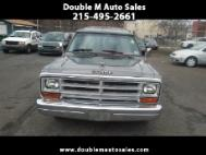 1987 Dodge  Custom 2WD