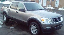 2008 Ford Explorer Sport Trac XLT