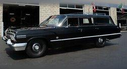 1963 Chevrolet Impala 9-Passenger Wagon 409 w/ A/C