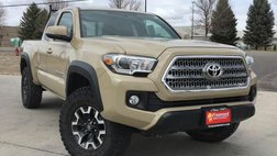 2017 Toyota Tacoma TRD Off Road Access Cab 6' Bed